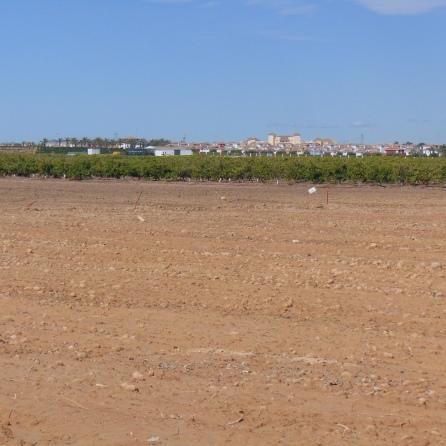 Santa Rosalia Resort - Mar Menor Golf Resort in the distance