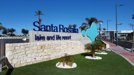 Santa Rosalia Lake & Life Resort