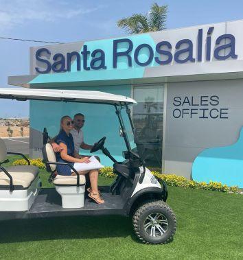 Santa Rosalia Sales Office